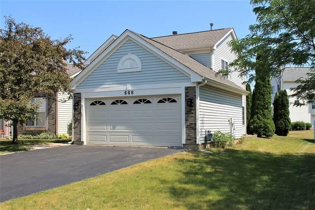 888 Crossland Drive, Grayslake, IL 60030 (MLS #11120787) :: Jacqui Miller Homes