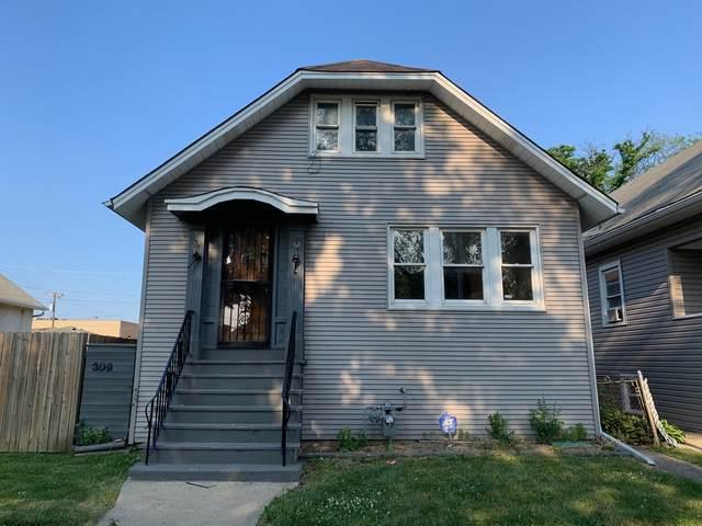 309 22nd Avenue, Bellwood, IL 60104 (MLS #11120812) :: Ryan Dallas Real Estate