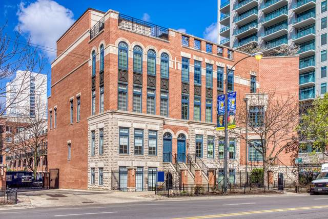 712 N Orleans Street A, Chicago, IL 60654 (MLS #11120935) :: O'Neil Property Group