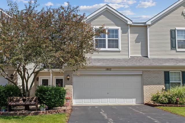 1802 Parkside Drive, Shorewood, IL 60404 (MLS #11120954) :: Touchstone Group