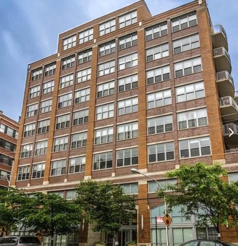 933 W Van Buren Street #313, Chicago, IL 60607 (MLS #11120991) :: The Dena Furlow Team - Keller Williams Realty