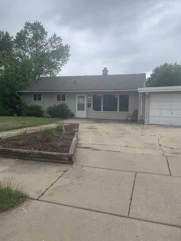 405 S Reed Street, Joliet, IL 60436 (MLS #11121011) :: Jacqui Miller Homes