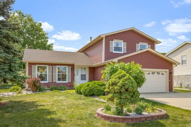 591 Woodcrest Court, Carol Stream, IL 60188 (MLS #11121025) :: Ryan Dallas Real Estate