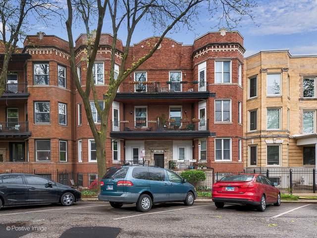 2435 N Albany Avenue #1, Chicago, IL 60647 (MLS #11121048) :: John Lyons Real Estate