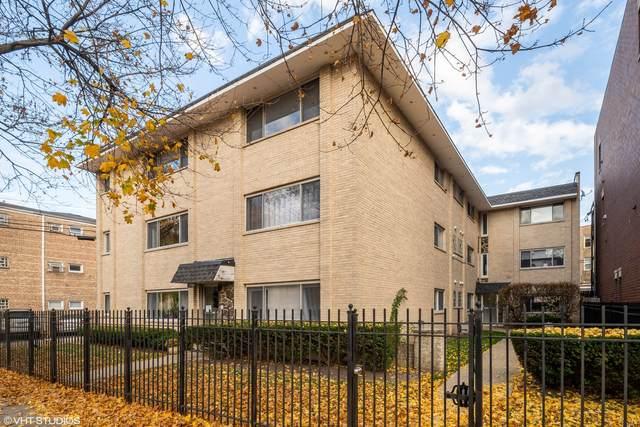 5543 N Campbell Avenue 2C, Chicago, IL 60625 (MLS #11121069) :: The Dena Furlow Team - Keller Williams Realty