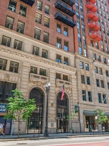 212 W Washington Street #1206, Chicago, IL 60606 (MLS #11121139) :: RE/MAX Next
