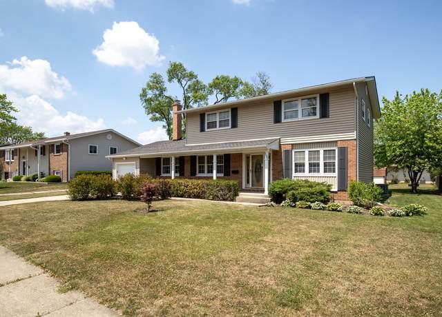 1102 E Plate Drive, Palatine, IL 60074 (MLS #11121157) :: O'Neil Property Group
