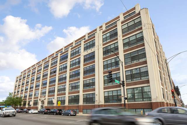3963 W Belmont Avenue #301, Chicago, IL 60618 (MLS #11121161) :: Lewke Partners
