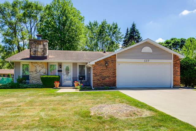 137 E Cunningham Drive, Palatine, IL 60067 (MLS #11121168) :: O'Neil Property Group