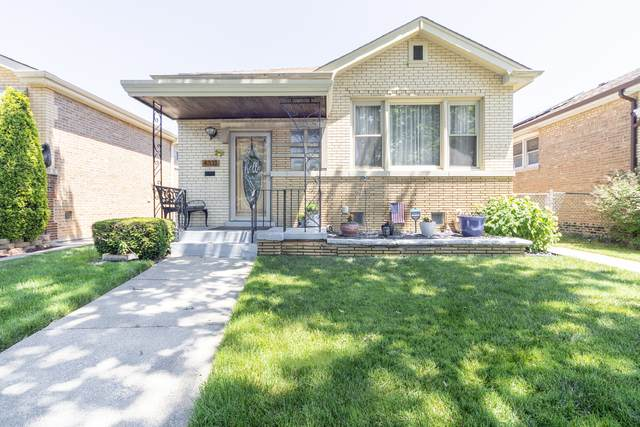 4331 S Komensky Avenue, Chicago, IL 60632 (MLS #11121219) :: Littlefield Group