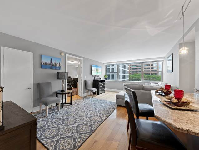 253 E Delaware Place 6FH, Chicago, IL 60611 (MLS #11121222) :: O'Neil Property Group