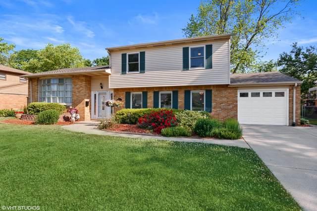 1402 E Joan Drive, Palatine, IL 60074 (MLS #11121223) :: O'Neil Property Group