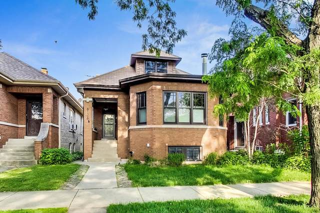 6126 N Maplewood Avenue, Chicago, IL 60659 (MLS #11121260) :: Suburban Life Realty