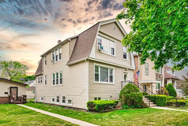 5909 W Leland Avenue, Chicago, IL 60630 (MLS #11121312) :: Ryan Dallas Real Estate