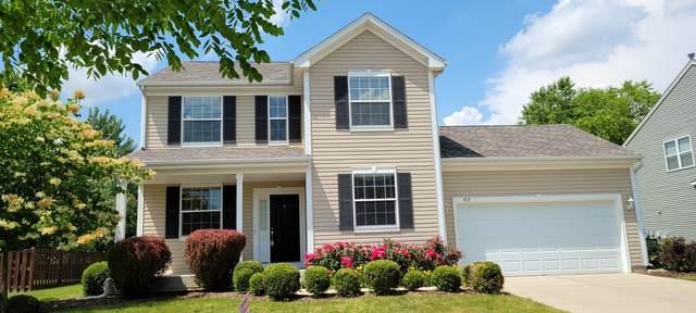 409 Twinleaf Trail, Yorkville, IL 60560 (MLS #11121371) :: John Lyons Real Estate