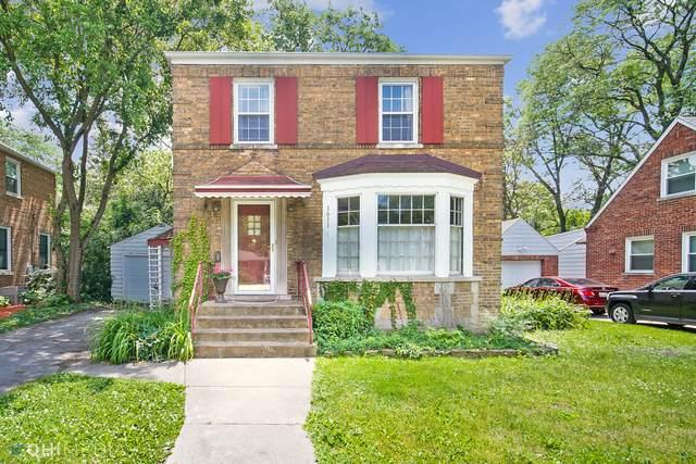 1611 183rd Street, Homewood, IL 60430 (MLS #11121382) :: Ryan Dallas Real Estate