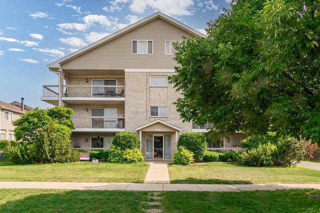 8101 Thomas Street 1W, Justice, IL 60458 (MLS #11121420) :: BN Homes Group