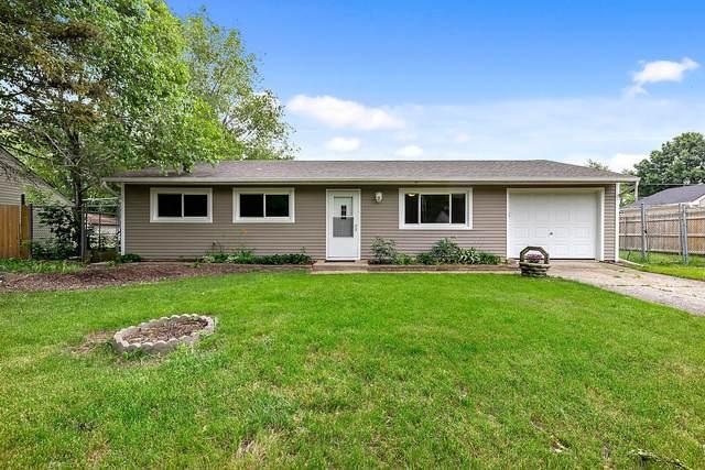 55 Paddock Street, Montgomery, IL 60538 (MLS #11121423) :: O'Neil Property Group