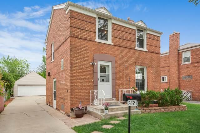 2621 N Elder Lane, Franklin Park, IL 60131 (MLS #11121425) :: O'Neil Property Group
