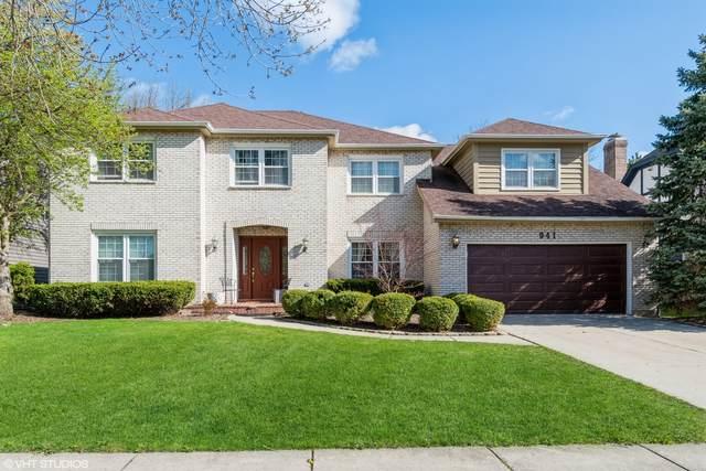 941 Eddystone Circle, Naperville, IL 60565 (MLS #11121434) :: Ryan Dallas Real Estate