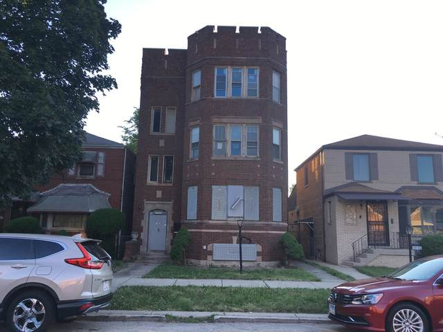 10140 S Rhodes Avenue, Chicago, IL 60628 (MLS #11121435) :: Jacqui Miller Homes