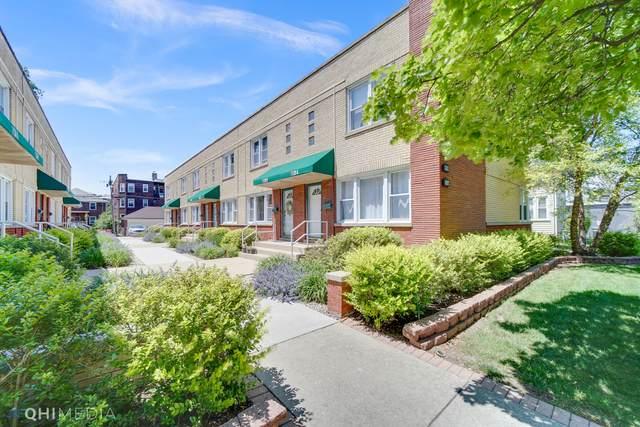 1128 N Harlem Avenue A, River Forest, IL 60305 (MLS #11121519) :: John Lyons Real Estate