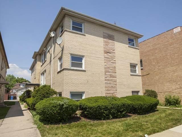 4444 N Central Avenue 2N, Chicago, IL 60630 (MLS #11121532) :: Ryan Dallas Real Estate