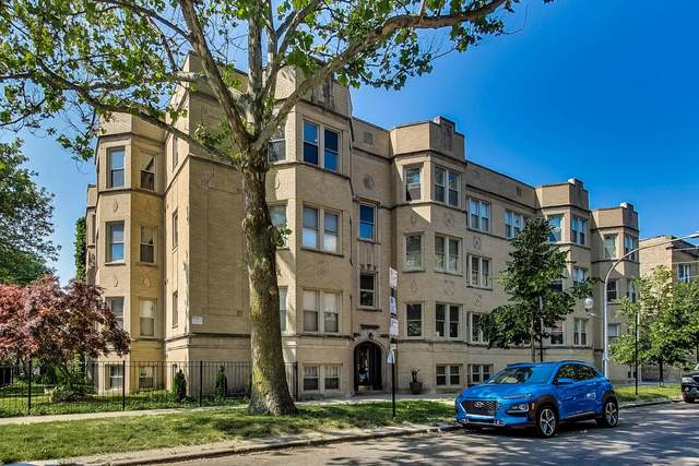 2301 W Rosemont Avenue #16, Chicago, IL 60659 (MLS #11121601) :: Suburban Life Realty