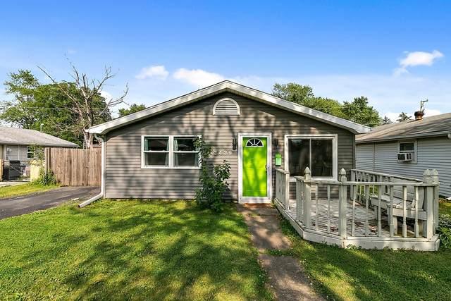 3439 Morgan Street, Steger, IL 60475 (MLS #11121618) :: BN Homes Group
