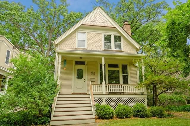 506 Park Avenue, Wilmette, IL 60091 (MLS #11121621) :: BN Homes Group