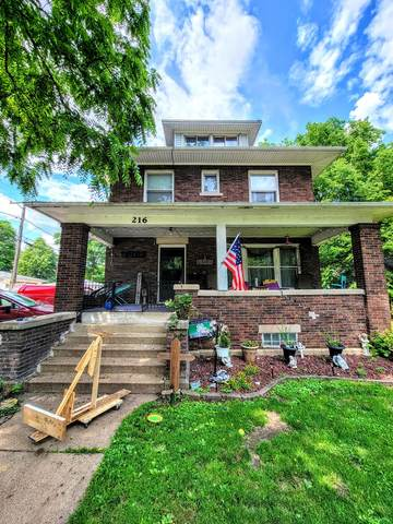 216 E 3rd Street, Momence, IL 60954 (MLS #11121625) :: Touchstone Group