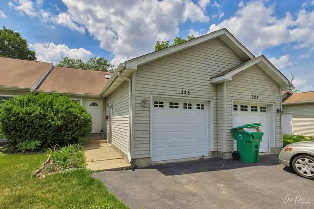 225 N Douglas Street, Woodstock, IL 60098 (MLS #11121647) :: BN Homes Group