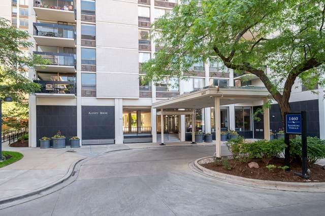 1460 N Sandburg Terrace 2205A, Chicago, IL 60610 (MLS #11121739) :: BN Homes Group