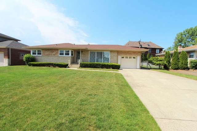 7936 W Gregory Avenue, Norwood Park Township, IL 60656 (MLS #11121744) :: BN Homes Group