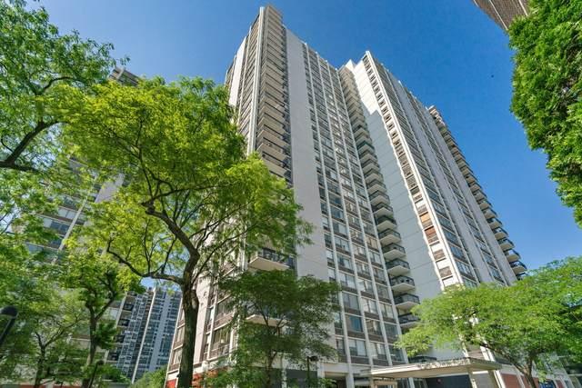 1460 N Sandburg Terrace 1205A, Chicago, IL 60610 (MLS #11121798) :: BN Homes Group
