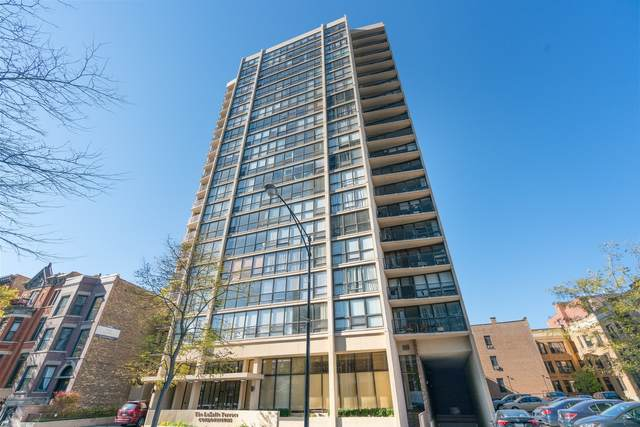 1540 N Lasalle Drive #1802, Chicago, IL 60610 (MLS #11121829) :: Lewke Partners