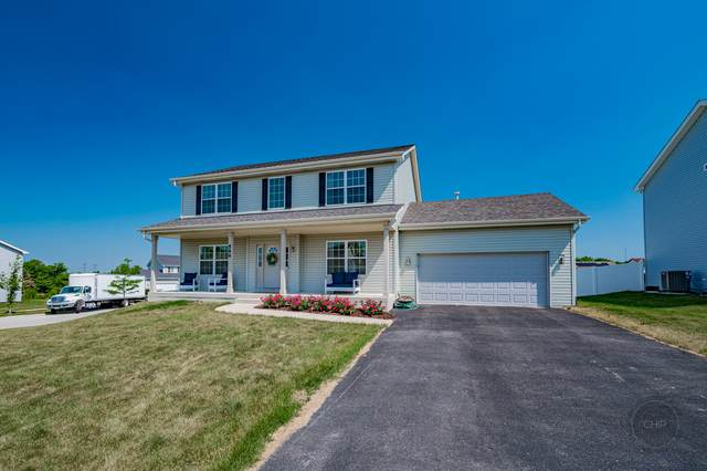 594 Camellia Avenue, Aurora, IL 60505 (MLS #11121834) :: The Dena Furlow Team - Keller Williams Realty