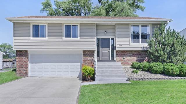 319 Hickory Avenue, Romeoville, IL 60446 (MLS #11121901) :: BN Homes Group