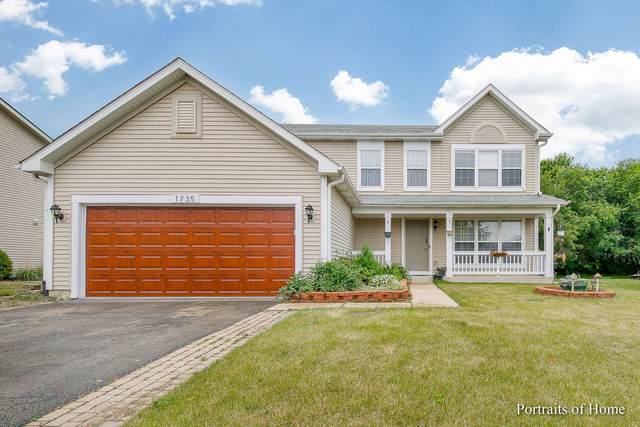 1735 William Drive, Romeoville, IL 60446 (MLS #11121920) :: John Lyons Real Estate