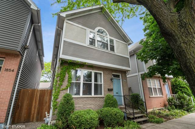 1852 W Dickens Avenue, Chicago, IL 60614 (MLS #11121978) :: John Lyons Real Estate