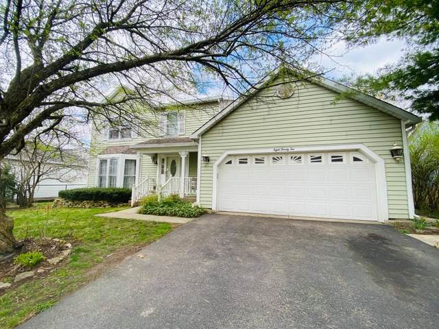 822 Brentwood Drive, Cary, IL 60013 (MLS #11122007) :: Touchstone Group