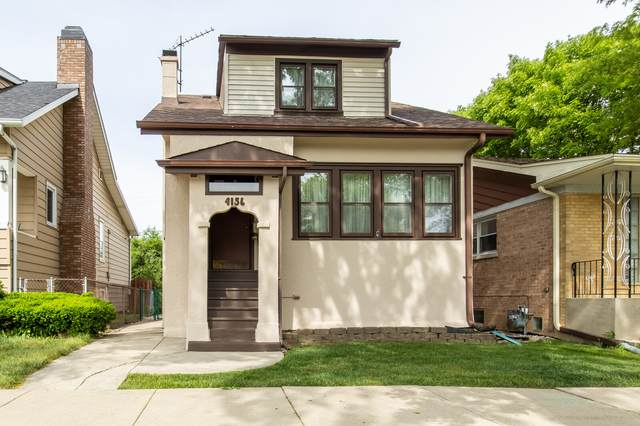 4156 N Oriole Avenue, Norridge, IL 60706 (MLS #11122014) :: BN Homes Group