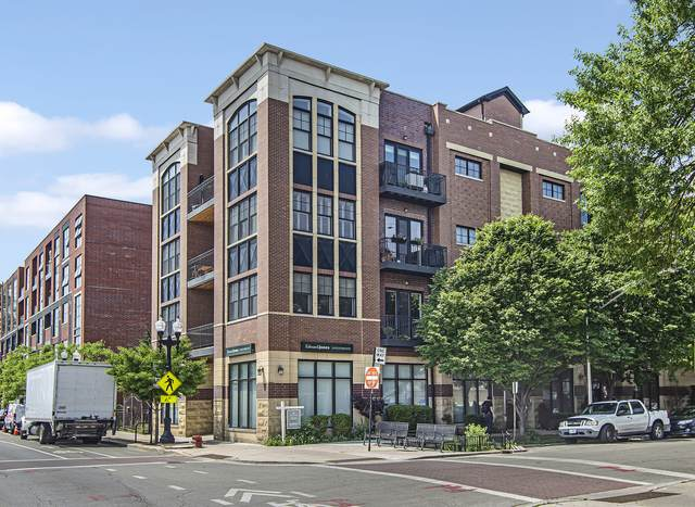 4804 N Hamilton Avenue 3S, Chicago, IL 60625 (MLS #11122045) :: The Dena Furlow Team - Keller Williams Realty