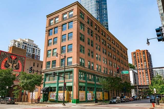 900 S Wabash Avenue #505, Chicago, IL 60605 (MLS #11122088) :: The Dena Furlow Team - Keller Williams Realty