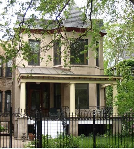 4148 N Greenview Avenue, Chicago, IL 60618 (MLS #11122092) :: The Dena Furlow Team - Keller Williams Realty