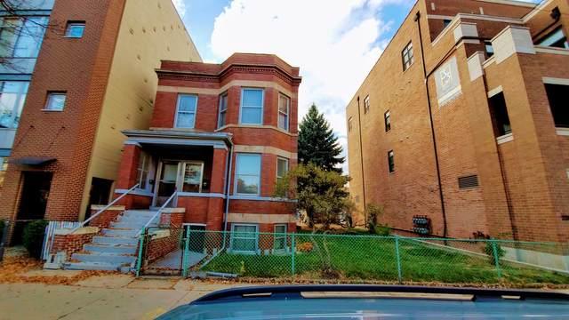 2718 N Ashland Avenue, Chicago, IL 60614 (MLS #11122099) :: The Dena Furlow Team - Keller Williams Realty