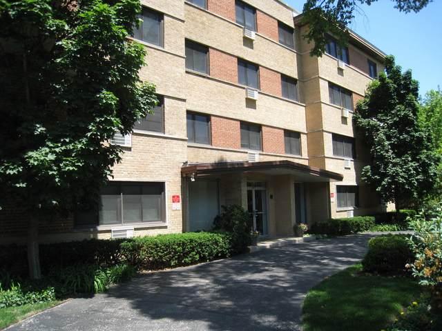 929 Washington Street #405, Evanston, IL 60202 (MLS #11122106) :: The Dena Furlow Team - Keller Williams Realty