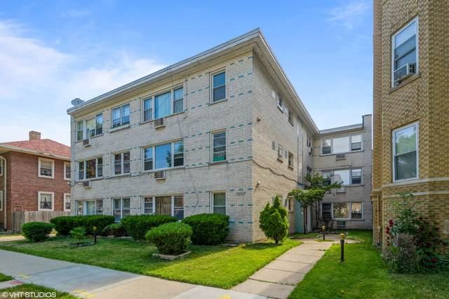 6331 N Fairfield Avenue #203, Chicago, IL 60659 (MLS #11122117) :: Ryan Dallas Real Estate