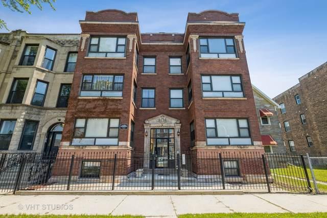 4819 S Prairie Avenue #1, Chicago, IL 60615 (MLS #11122127) :: Suburban Life Realty