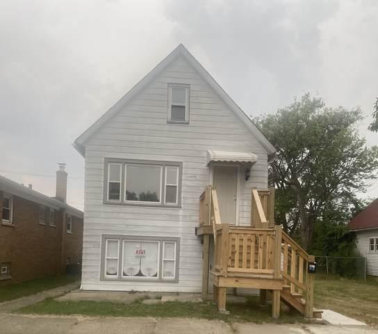 13924 S Greenbay Avenue, Burnham, IL 60633 (MLS #11122135) :: O'Neil Property Group